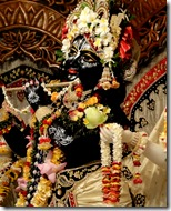 [Lord Krishna deity worship]