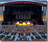[Concert at amphitheater]