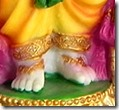 [Lord Rama's lotus feet]