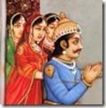 [Rama's mothers]