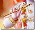 [Krishna's flute]