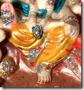[pic of Rama's lotus feet]