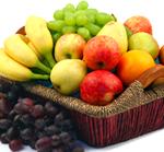 [fruit in a basket]