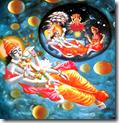 [Narayana creating]