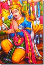 [Maharaja Yudhishthira]