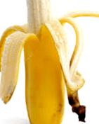 [banana peel]