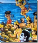 [Rama with the Vanaras]