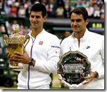 [winner and runner up in tennis]