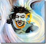 [Krishna killing Trinavarta]