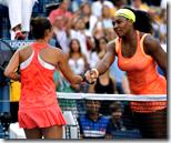[upset victory in tennis]