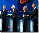 [Presidential debate]
