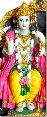 [Rama deity]