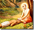 [Chaitanya and Sanatana Gosvami]
