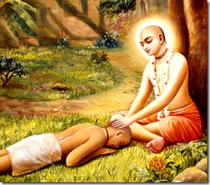 [Chaitanya and Sanatana Gosvami]