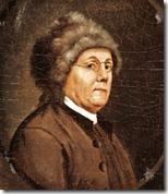[Benjamin Franklin fur hat]