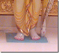 [Shri Rama's lotus feet]