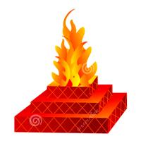 [fire sacrifice]
