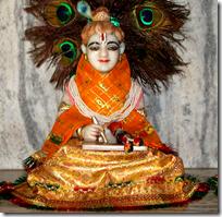 [Shri Krishna as a student]