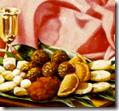 [prasadam offering]