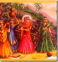 [Radha and gopis]