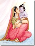 [Rama with mother]