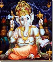 [Ganesha]