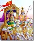 [Krishna-Arjuna]