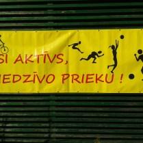 """Reģionālajā sporta centrā """"Sarkandaugava"""", 15. martā"""