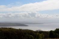 Morekambes līcis no Hampsfelas kalna virsotnes