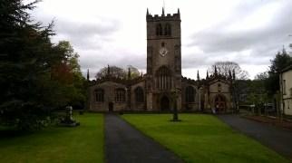 Kendalas draudzes baznīca (Kendal Parish Church)