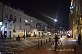 Varšavas centrālā iela Nowy Świat