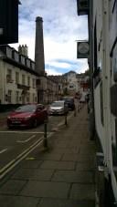 Kendalas pilsētas galvenā iela