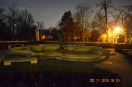 Vilanovas pils parks (Pałac w Wilanowie)