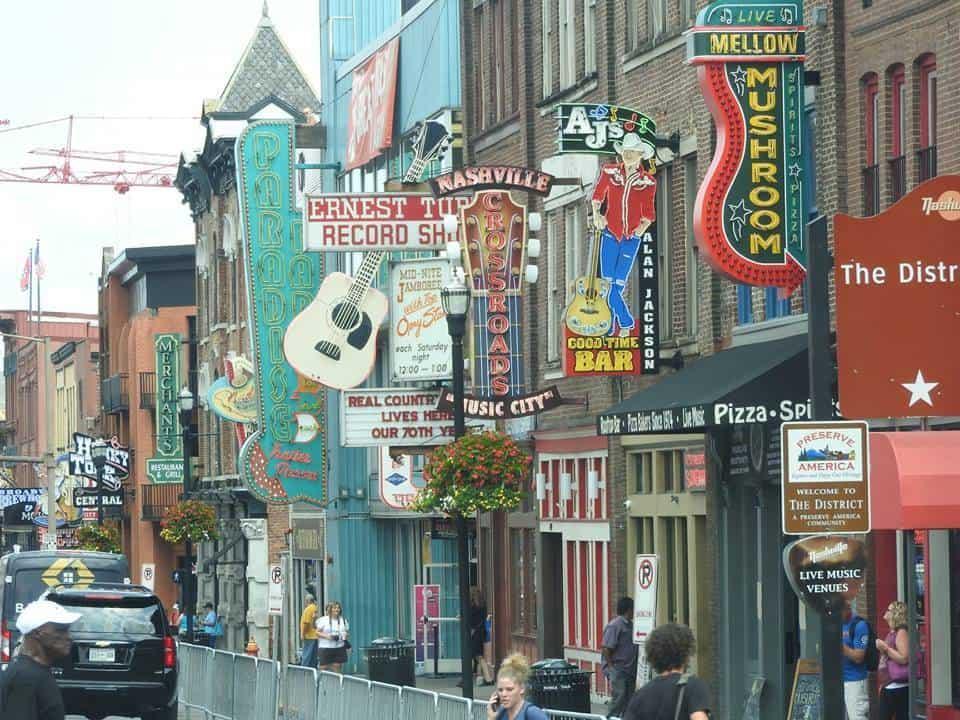 ERNEST Tubb records shop Nashville