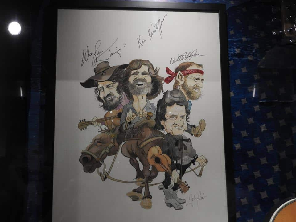 Country Music Hall of Fame Highwaymen