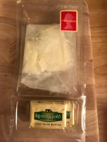 Cheese Postie : Butter and Cheese