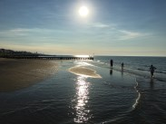 Lido Di Jesolo : Beach Sunrise