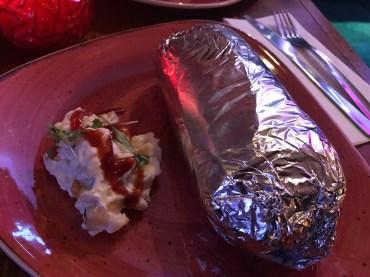 Poco Havana Glasgow : Burrito 2