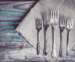 What you find at the end of your fork