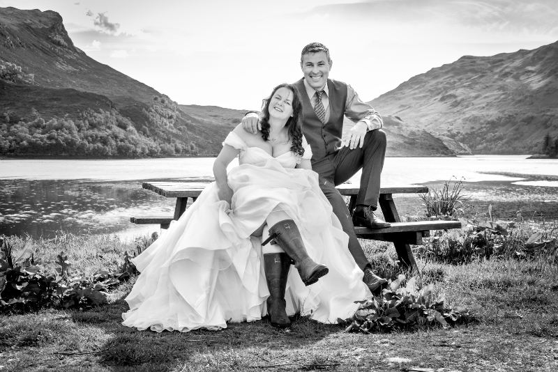 Elopement Wedding West Highlands of Scotland