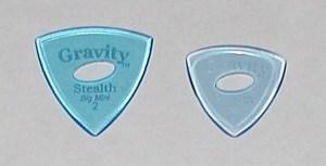 Gravity Guitar Picks Stealth