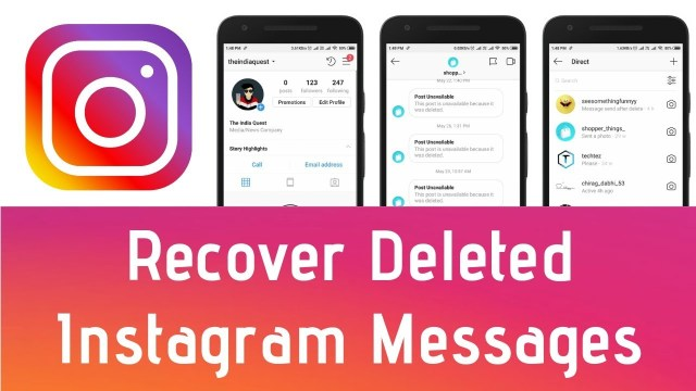 How to view your old direct messages on Instagram - KrispiTech