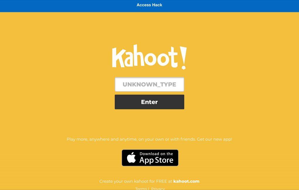 Kahoot Winner A Bot Made By Theusafkahoot Win Com Kahoot Winners Youtube The Best Kahoot Cheat Ever