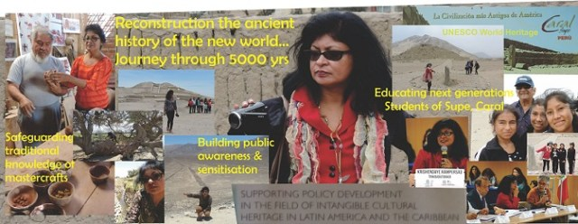 Dr Kris Rampersad reconnecting interconnected world heritage