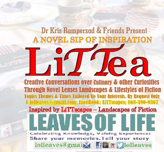 LiTTea Novel Sips of Inspiration