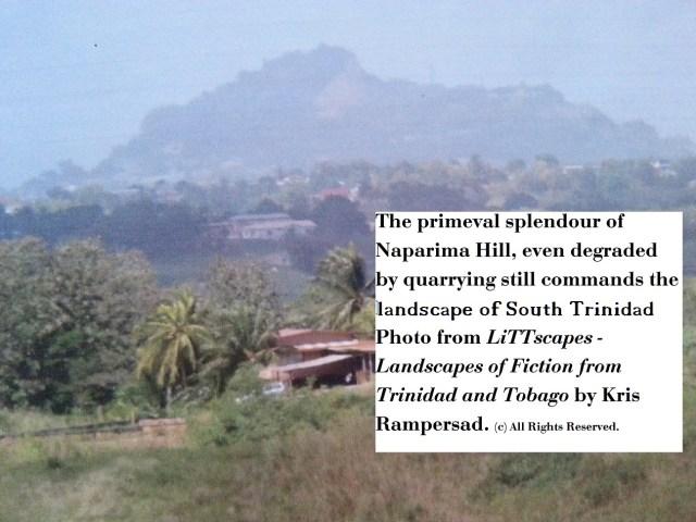 LiTTscapes Landscapes of Fiction Explore Mount Naparima