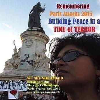 Dr Kris Rampersad Building Peace