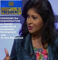Dr Kris Rampersad Women in Power Leadership