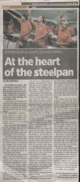 uwi kris article steelpan patent