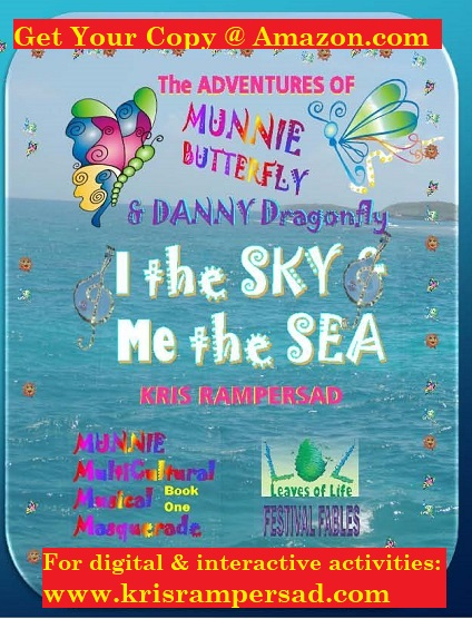 I the Sky & Me the Sea